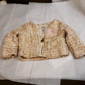 Nicole Miller Blazer/Jacket Size 12 Months